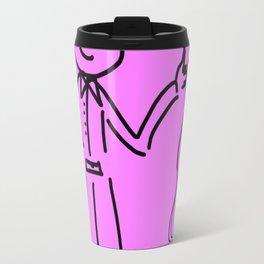Man in love Travel Mug