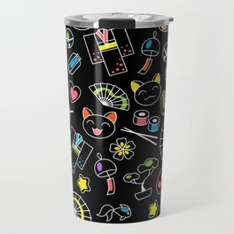 Kawaii Doodles Travel Mug