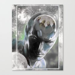 FF Surfer Canvas Print