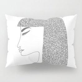 """Hair-Do"" Pillow Sham"