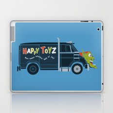 The Happy Toyz Van Laptop & iPad Skin