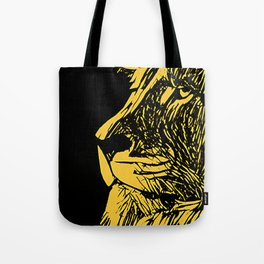 King of Savana Tote Bag