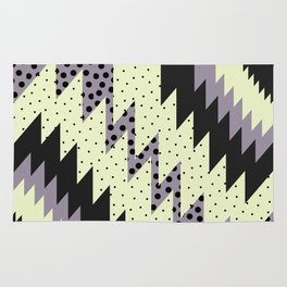 Ethnic fun with dots Rug