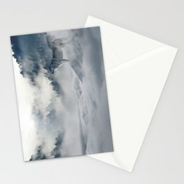Wolves loup 2 Stationery Cards