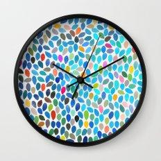 rain 16 Wall Clock
