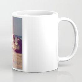 Up and Under Coffee Mug