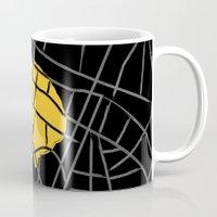 sherlock Mugs featuring Sherlock by Lorcy