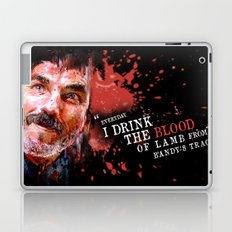 THERE WILL BE BLOOD (Daniel Plainview) Laptop & iPad Skin