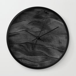 Woodwork Wall Clock