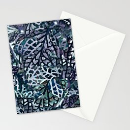 Tropical Jungle Leaves Mosaic #decor #buyartprints #society6 #botanical Stationery Cards
