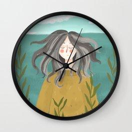 Grow Vol. 2 Wall Clock