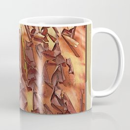 A STUDY OF MADRONA BARK Coffee Mug