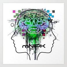 mNIPK Art Print