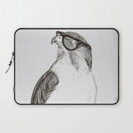 Hawk with Poor Eyesight Laptop Sleeve
