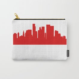 I Was Born In El Paso Carry-All Pouch