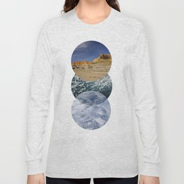 just go places Long Sleeve T-shirt