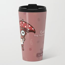 Eveline the Hypochondriac Mole Travel Mug