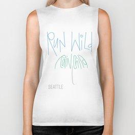 Run Wild Seattle Biker Tank