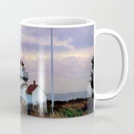 Point-No-Point Lighthouse Coffee Mug