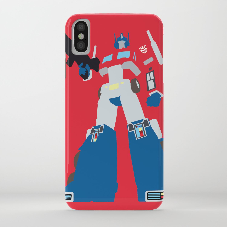 Transformers G1 Optimus Prime Iphone Case