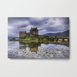 Eilean Donan Castle 5 Metal Print