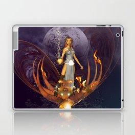 Beautiful fairy  Laptop & iPad Skin