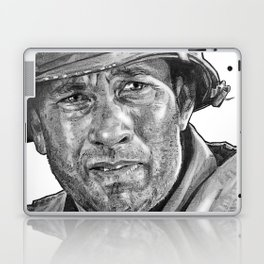 Captain Miller Laptop & iPad Skin