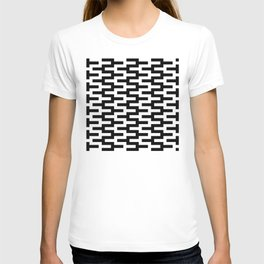 Geometric Pattern #89 (zigzag) T-shirt