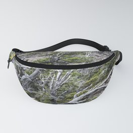 Windswept Woodland Fanny Pack
