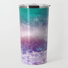 Infinite Waves and Endless Summers Travel Mug