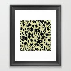 Butterfly Blend Framed Art Print