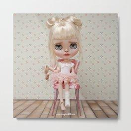 Ana Erregiro Blythe doll Metal Print