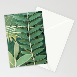 Layers Of Green #6 Stationery Cards