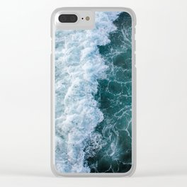 Element: Water (009) Clear iPhone Case
