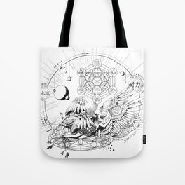 Seraphim Ninefold Ardour Tote Bag