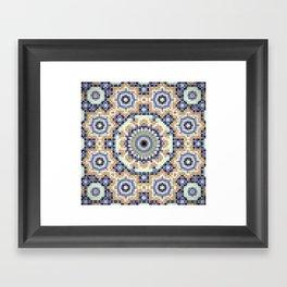 Pixel wallpaper 9 Framed Art Print