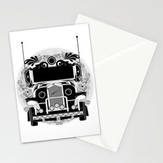 jeep ni erap Stationery Cards