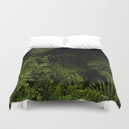Tropical jungle. Duvet Cover