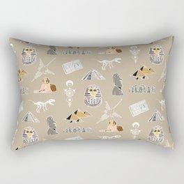 Archeo pattern Rectangular Pillow