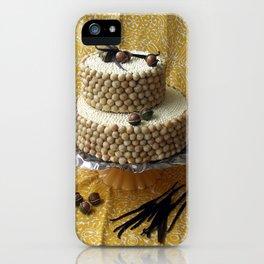 Macadamia iPhone Case