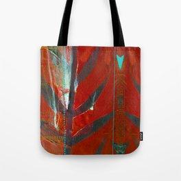 Tribal Flair Tote Bag