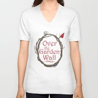 over the garden wall V-neck T-shirts featuring Over The Garden Wall by Tourmaline Design