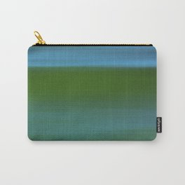 Ocean waves in Motion Carry-All Pouch