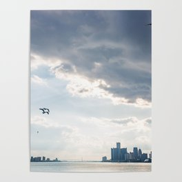 Detroit State of Mind Poster