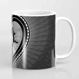 Joshua Tree Heart of the Hi-Desert by CREYES Coffee Mug