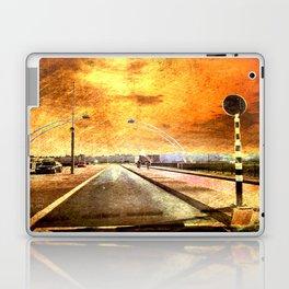 Bridge Over Troubled Water Laptop & iPad Skin