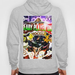 Official Ready Player One Poster Hoody