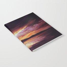 Arran Sunset Notebook