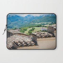Umbrian landscapes Laptop Sleeve