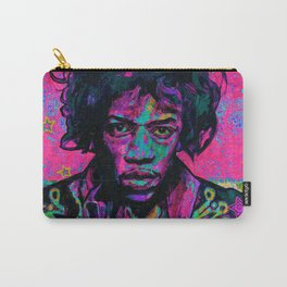 rock and roll in pink Carry-All Pouch